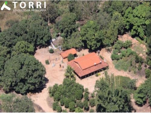 Fazenda À Venda Em Paracatu - Fa00056 - 68112193