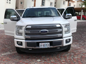 Ford Lobo 3.5 Doble Cabina Plinum Limited At 2016
