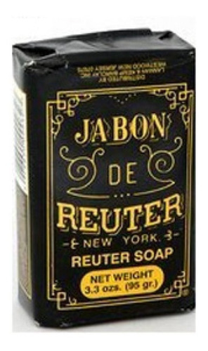 Jabon De Reuter Murray Y Lanman P - Unidad a $10990