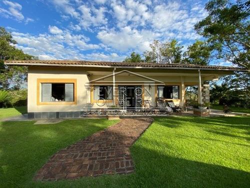 Imagem 1 de 15 de Casa - Chacaras Condominio Recanto Dos Passaros - Ref: 3354 - V-3354