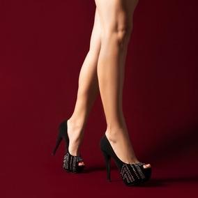 Sapato Meia Pata Ref60131