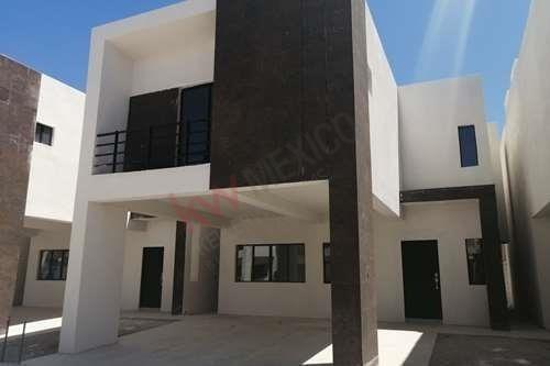Casa Nueva En Renta Fraccionamiento Privado - Zona Norte De La Ciudad