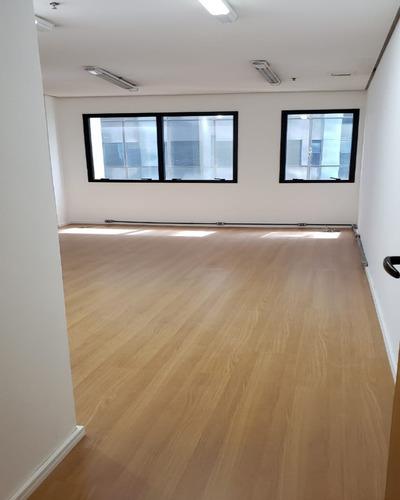 Sala Comercial Para Locação - Sa00110 - 69200787