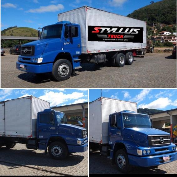 Mercedes-benz L-1620 Truck Baú