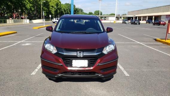Excelente Honda Hrv Lx 2015 Automatico!!!
