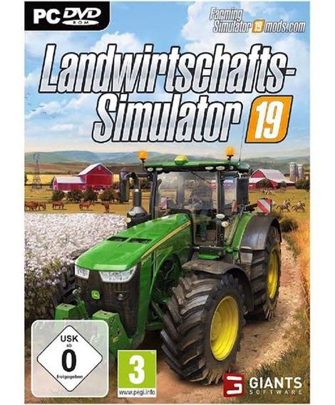 Farming Simulator 19 Pc Envio Digital