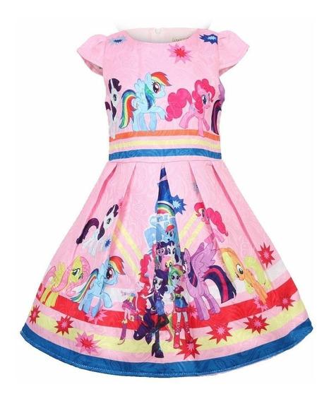 Vestido My Little Pony (mi Pequeño Pony)