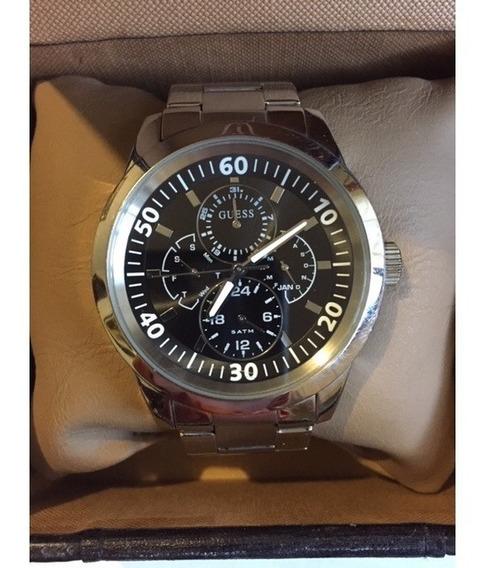 Relógio Guess Newport W12623g1 Masculino