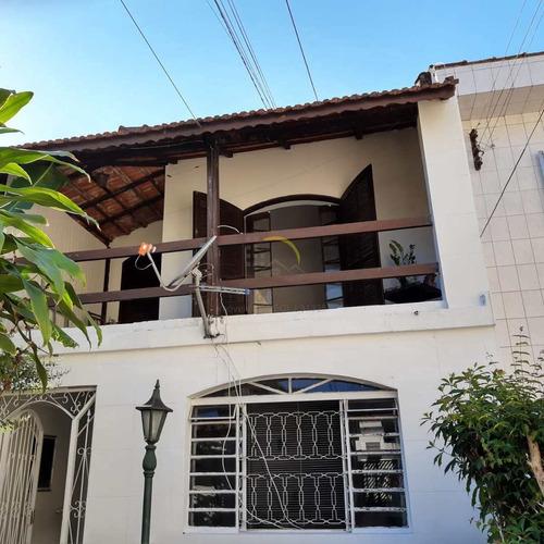 Sobrado Com 3 Dorms, Centro, São Vicente - R$ 430 Mil, Cod: 1634 - V1634