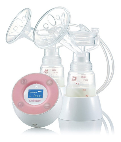Unimom Minuet Lcd/ Extractor Portable Doble