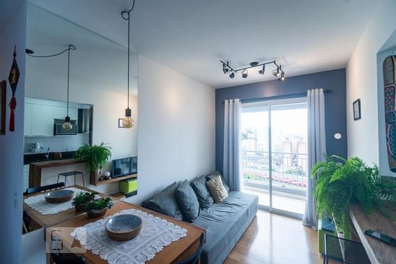 Apartamento Para Aluguel - Mooca, 2 Quartos, 58 - 893042569