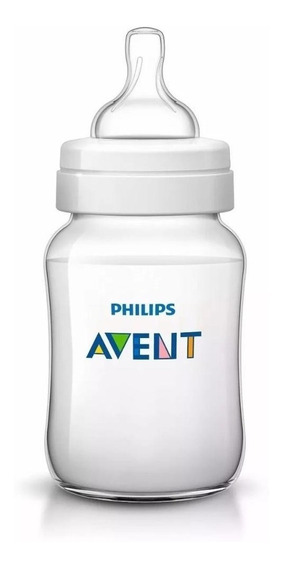 Mamadera 260ml 0% Bpa Anticolico Bebe Avent Philips Full