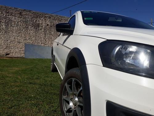 Volkswagen Saveiro 1.6 Gp Cs 101cv Safety 2014