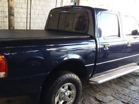 Ford Ranger 2.5 Cab. Dupla 4x2 4p Gasolina 2000