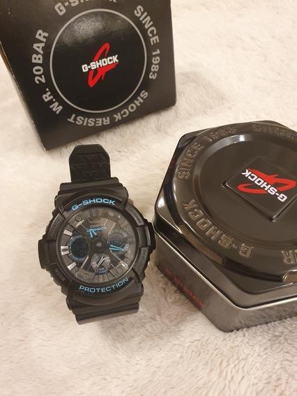 Relógio Casio Masculino G-shock Ga-201ba-1adr