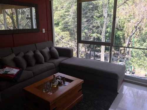 Departamento En Renta Corredores , Country Club Churubusco