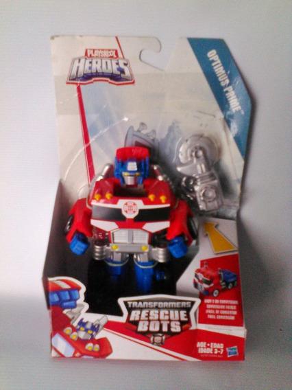 Muñecos Transformers Optimus Prime