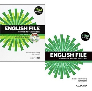 English File Intermediate Student´s Book And Workbook 3rd Ed