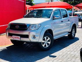Toyota Hilux 2.7 Sr 4x2 Cd 16v Gasolina 4p Manual