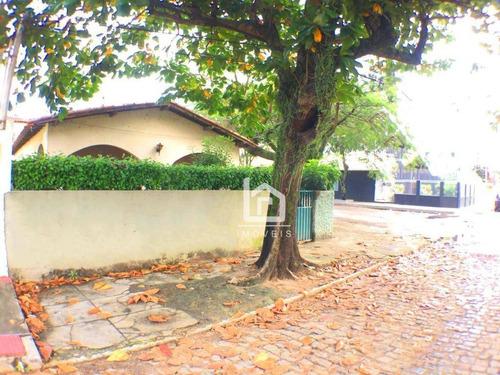 Imagem 1 de 8 de Oportunidade: Casa De Esquina Em Localização Privilegiada Da Praia Da Costa - Ca0011