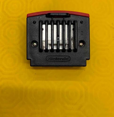 Imagen 1 de 4 de Expansion Pack N64 Nintendo 64 Original Usado