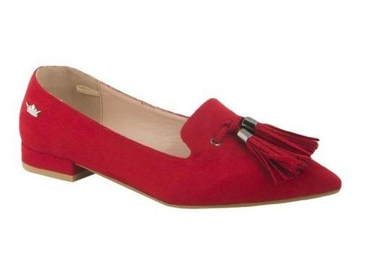 Balerina Casual Dama Paris Hilton Rojo 184965 Vesc 19-20 H