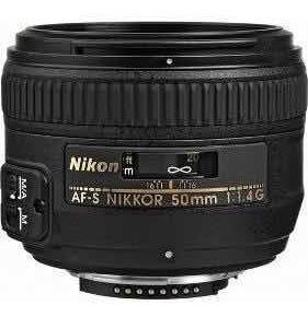 Lente 1.4 - 50 Mm Nikon