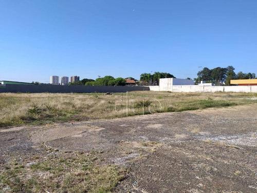 Imagem 1 de 6 de Terreno Para Alugar, 3500 M² Por R$ 25.000,00/mês - Morumbi - Piracicaba/sp - Te1993