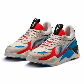 Puma Rs-x Reinvention Estilo Dad Shoes Balenciaga Chunky Og