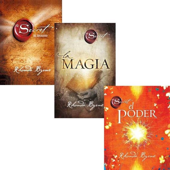 Pack El Secreto + Magia + Poder - Byrne Rhonda
