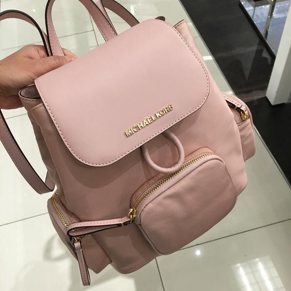 Bolsa Mochila Mk Michael Kors Original Para Dama Backpack