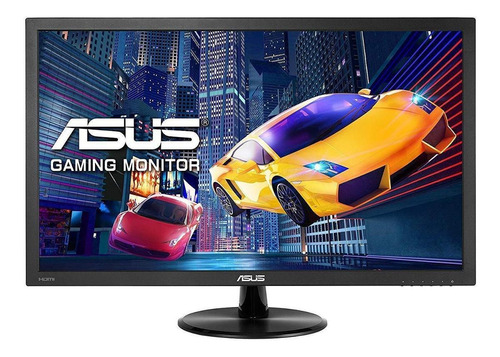 """Monitor Asus VP228HE led 21.5"""" negro 110V/220V"""