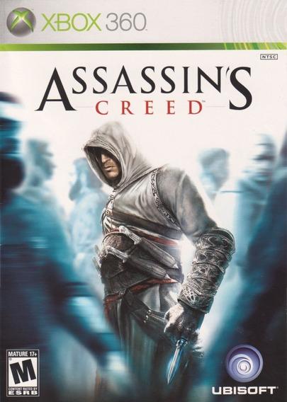 Usado Jogo Xbox 360 Assassins Creed - Ubisoft
