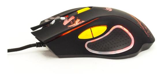 Mouse Gamer Kp-v30 Knup