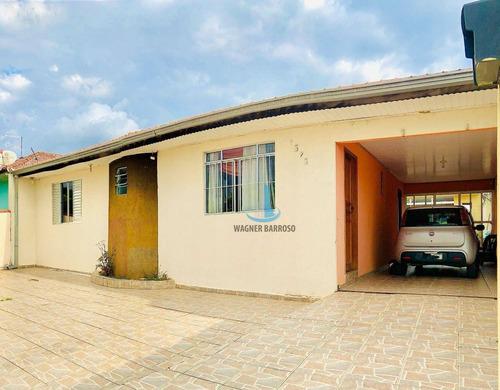 Imagem 1 de 17 de Casa A Venda Capela Velha, 3 Quartos, Edícula E Quintal - Ca0008