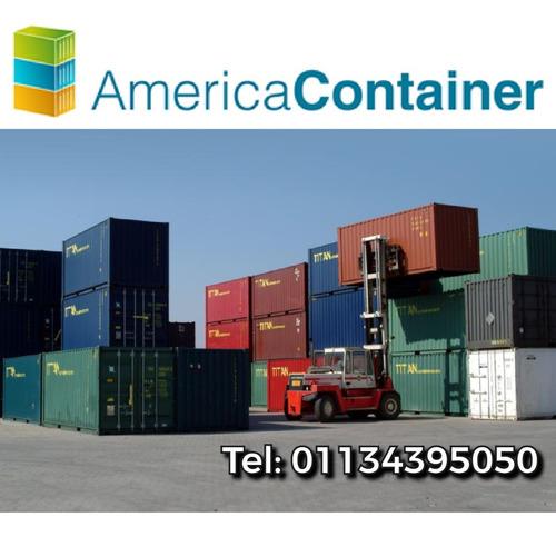 Contenedores Marítimos Containers 40' Hc ,mendoza, Usados