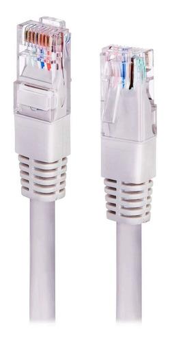 Kolke Cable Utp Cat6 3mts - 600147 Gris