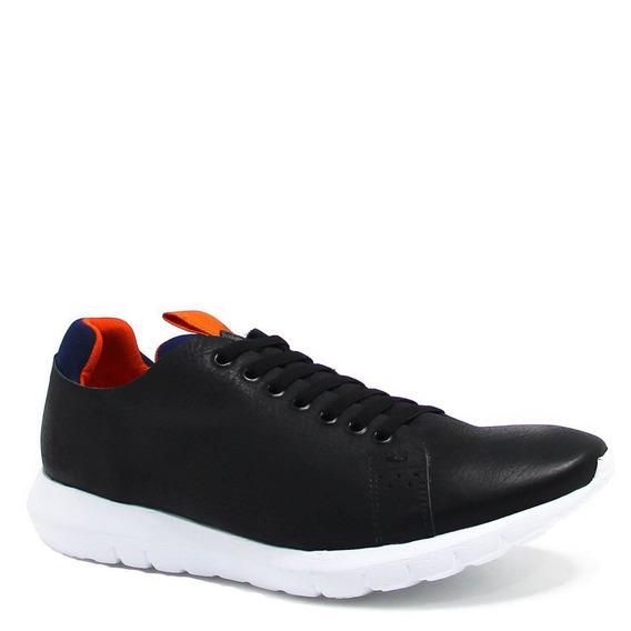 Tênis Zariff Shoes Casual Couro 41001