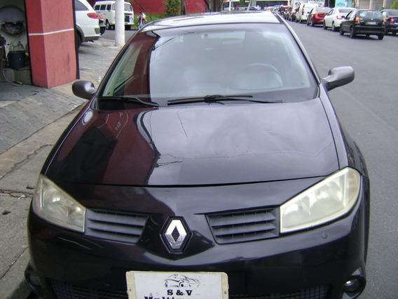 Megane Sedan Expresson 1.6