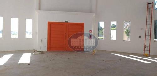 Imagem 1 de 5 de Barracão Para Alugar, 260 M² Por R$ 2.500,00/mês - Concórdia I - Araçatuba/sp - Ba0095
