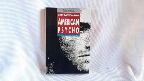 American Psycho Bret Easton Ellis  B