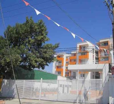 Departamento, 3er. Nivel, En Edificio Con Amenidades, Real De San Martin