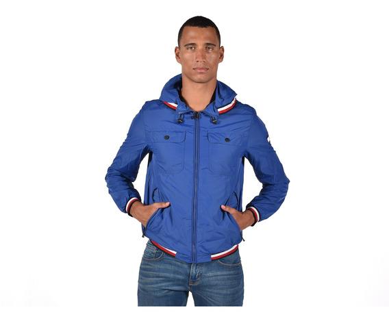 Chamarra - Tommy Hilfiger - Mw0mw05274-424 - Azul Hombre