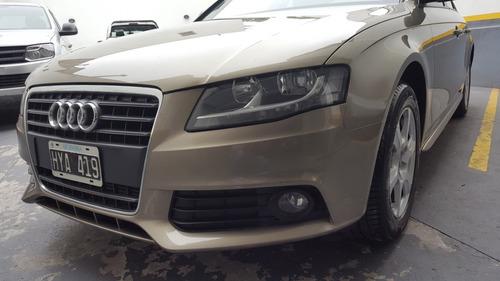 Audi A4 1.8 Tfsi Manual 2009 Inmaculado