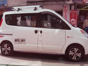 Venta Carro Chery Van Pass 2014 Blanco 4 Puertas