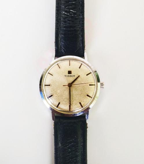 Antigo Relógio De Pulso Chs Tissot & Fils