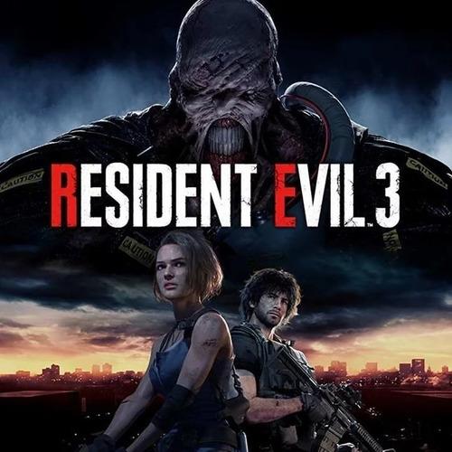 Resident Evil 3 Pc Digital Con Modo Resistance Pre-orden