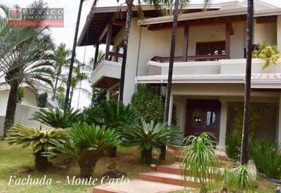 Vende-se Condominio Monte Carlo - Ca0526