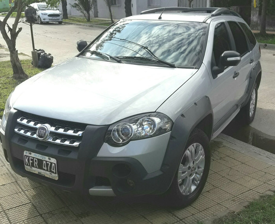 Fiat Palio Weekend Locker 1.6 E Torque