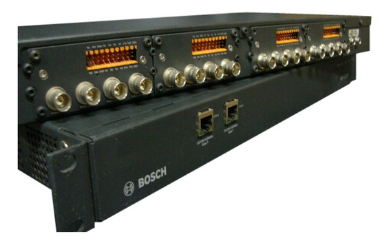 Multiplexer P/ Cameras De Segurança Networks Bosh Security